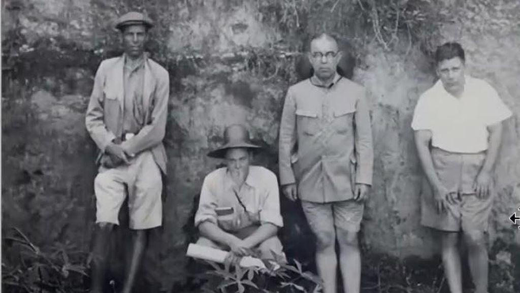Mengenal Jozef Zwierzycki, Pembuat Peta Geologi Pertama Indonesia