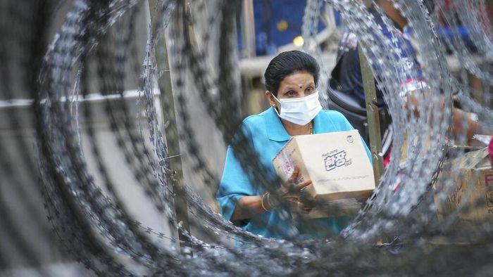 Kasus COVID-19 di Malaysia kini semakin mengkhawatirkan. Per Kamis (27/5/2021) kemarin,  peningkatan meroket sebanyak 7.857 kasus.