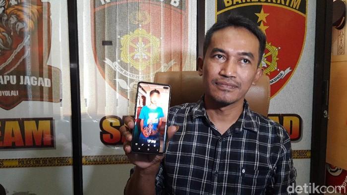 Kaur Bin Ops Satreskrim Polres Boyolali, Iptu Wikan Sri Kadiyono, Jumat (28/5/2021).