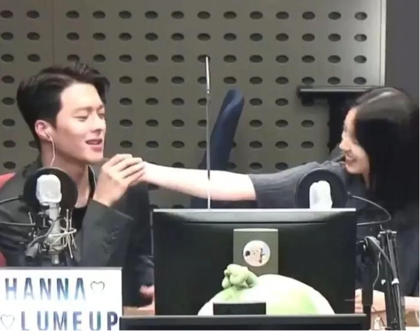 Kedekatan Jang Ki Yong dan Hyeri