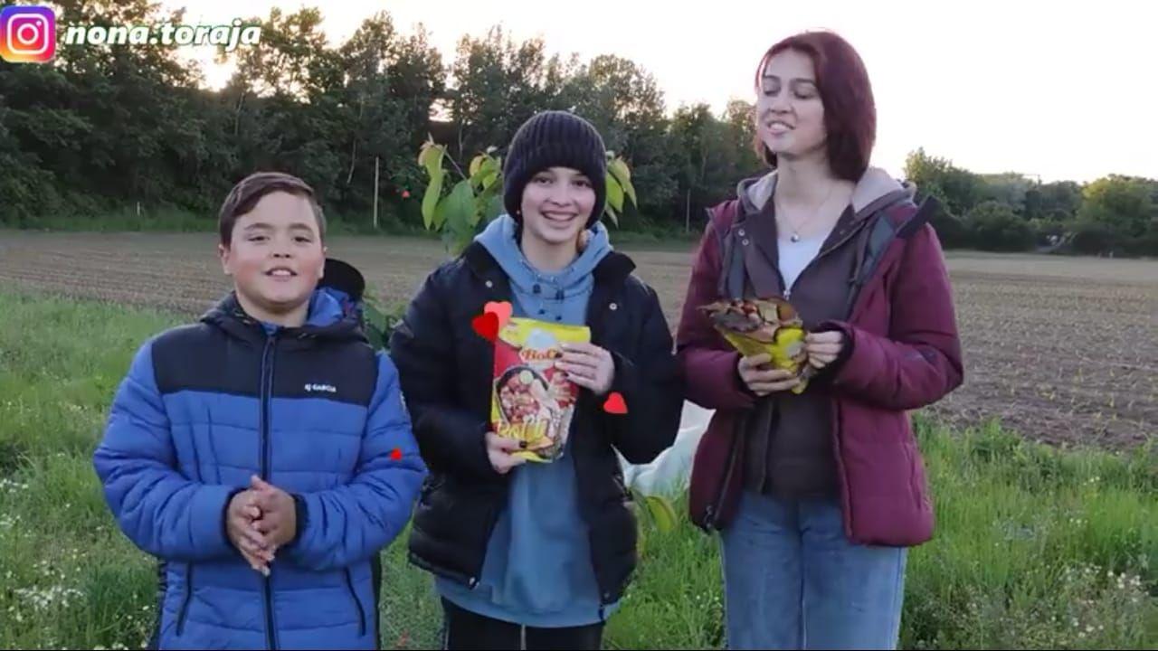 Seru! Keluarga di Jerman Ini Cicipi Bakso Aci Khas Indonesia