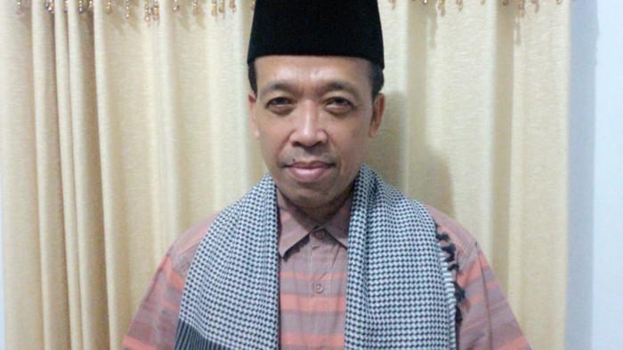 Ketua Umum Pengurus Cabang Nahdlatul Ulama (PCNU) Kabupaten Kebumen KH. Dawamudin Masdar