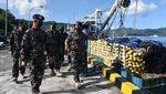Maling Ikan, Kapal Filipina Kena Ciduk