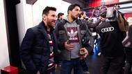 Messi-Suarez Jadi Bahan Bercandaan Pique dan Walikota Madrid