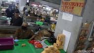 Nah Loh! Tahu-Tempe Hilang dari Pasar Kosambi Bandung