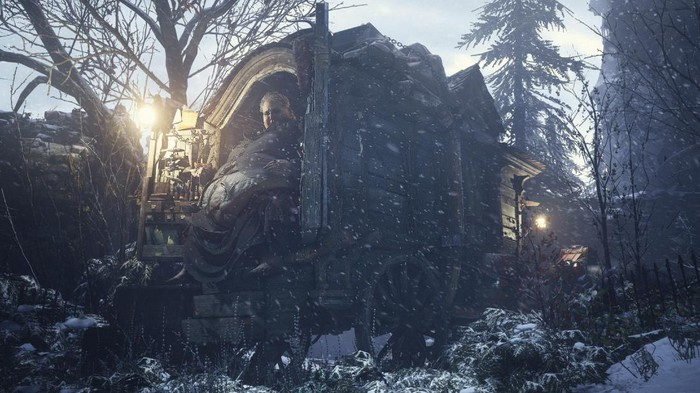 Penjualan Fisik Game Resident Evil: Village Laku Keras di Inggris