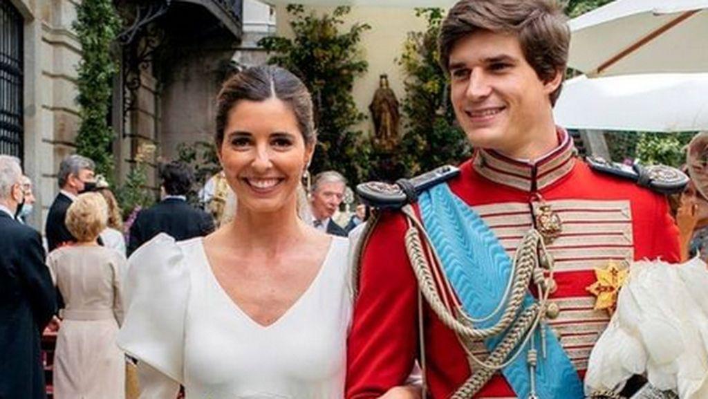8 Potret Indah Pernikahan Bangswan Spanyol, Penyatuan Dua Keluarga Kaya