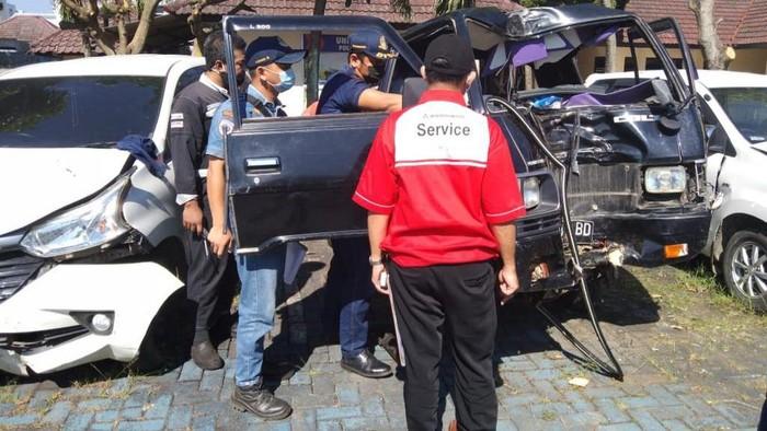 Pikap Maut Tewaskan 8 Rombongan Arisan di Malang