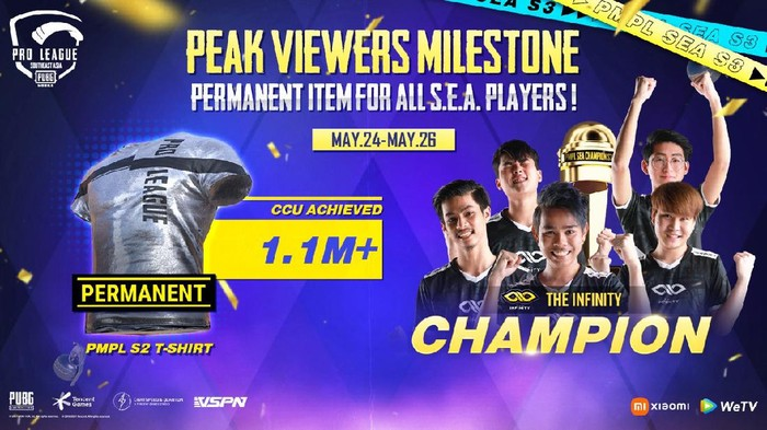 PMPL SEA Season 3