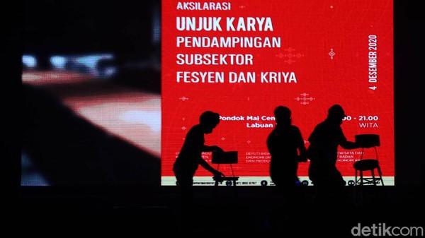 Apresiasi Kreasi Indonesia 2021 merupakan sebuah acara yang menggabungkan kekuatan sosial media dan media mainstream dan diisi dengan atraksi budaya serta penampilan musik yang dikemas secara modern dan akan dilaksanakan dengan mengikuti protokol kesehatan.
