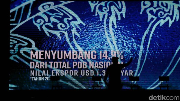 Apresiasi Kreasi Indonesia 2021 merupakan program pengembangan ekonomi kreatif melalui fasilitasi inkubasi dan pameran kepada para pelaku ekonomi kreatif pada subsektor kuliner, kriya, fesyen, musik, film, animasi, aplikasi, dan permainan.