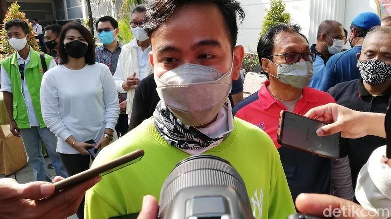 Wali Kota Solo, Gibran Rakabuming Raka, Jumat (28/5/2021).