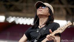 Abdee Komisaris Telkom, Ini Deretan Konser Kampanye Slank Buat Jokowi