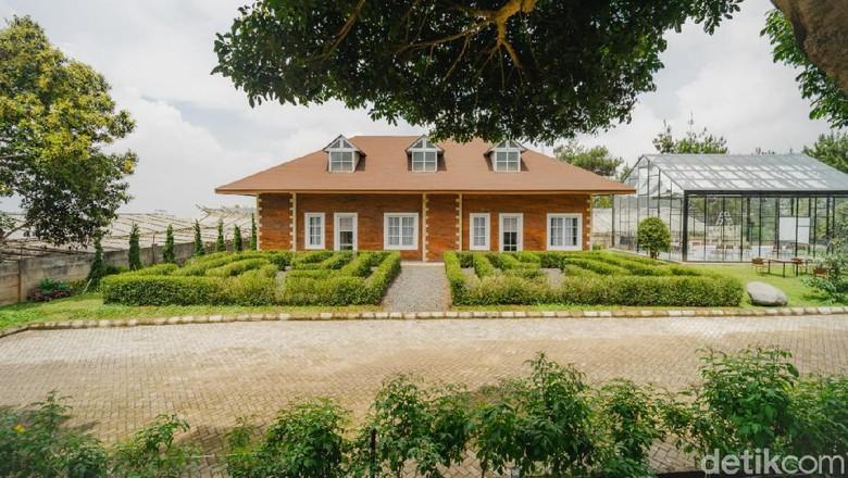 Dream Belle Villa di Lembang.