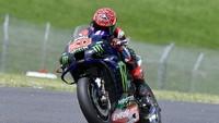 Quartararo: Jangan Sampai Marquez Menang MotoGP Jerman, Bisa Kuat Lagi Nanti