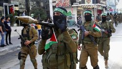 Kata Hamas Soal Israel yang Kembali Gempur Gaza