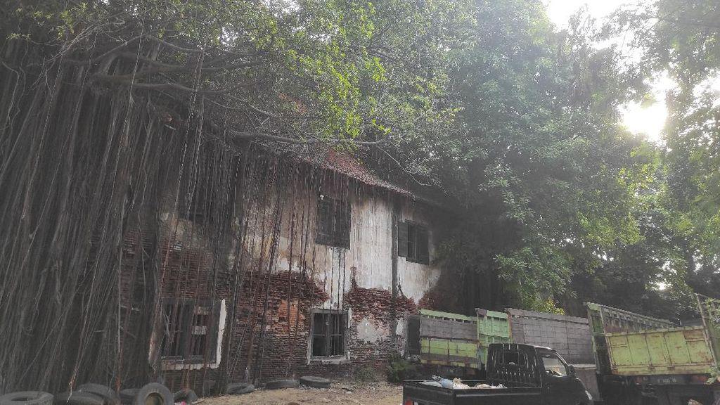 Temuan Bersejarah Zaman Belanda di Kastel Batavia Jakarta Utara
