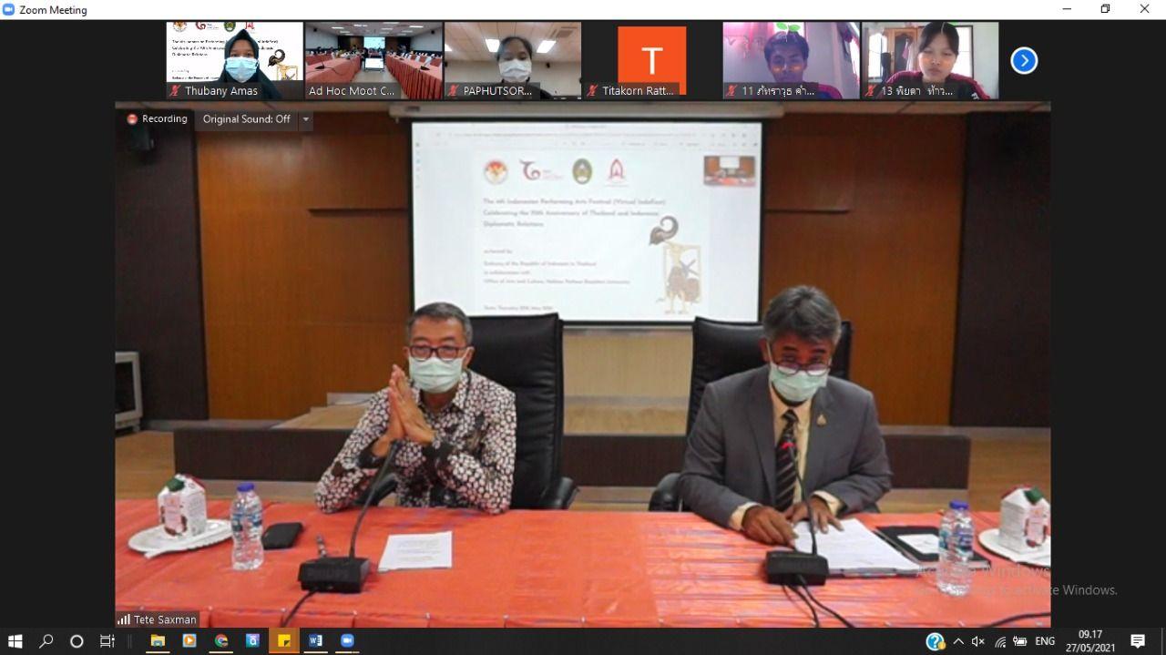 KBRI Bangkok gelar festival virtual