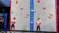 Atlet Panjat Tebing RI Pecahkan Rekor Dunia dan Raih Emas!