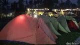 Foto: Rekomendasi Tempat Kemping Asyik di Kaki Gunung Semeru