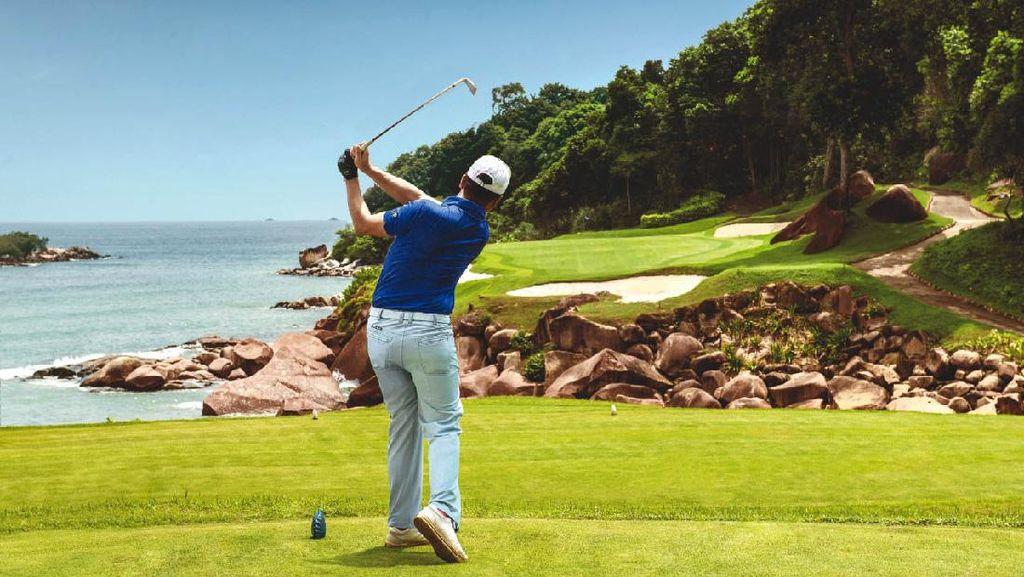Mengintip Lapangan Golf dengan Fasilitas Terbaik