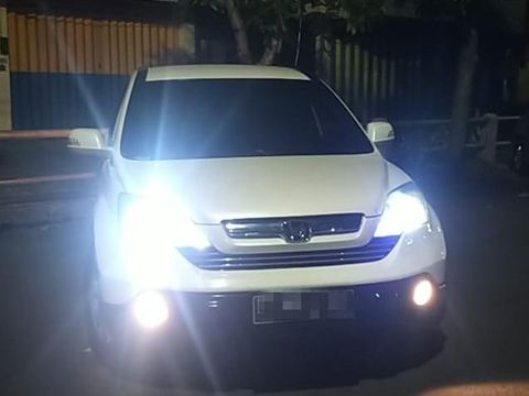 Pria Asal Lamongan Tukar Mobil Honda CRV Dengan Sepasang Burung Love Bird di Surabaya