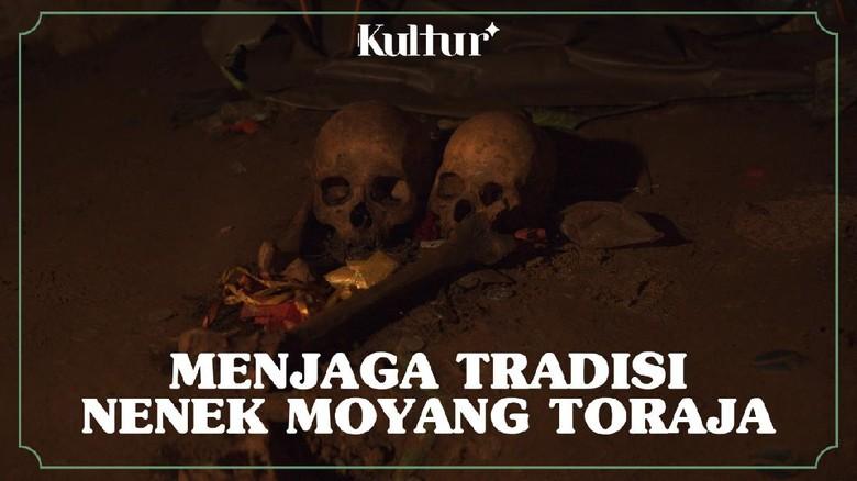Toraja, Ajaran Nenek Moyang dan Pemakamannya