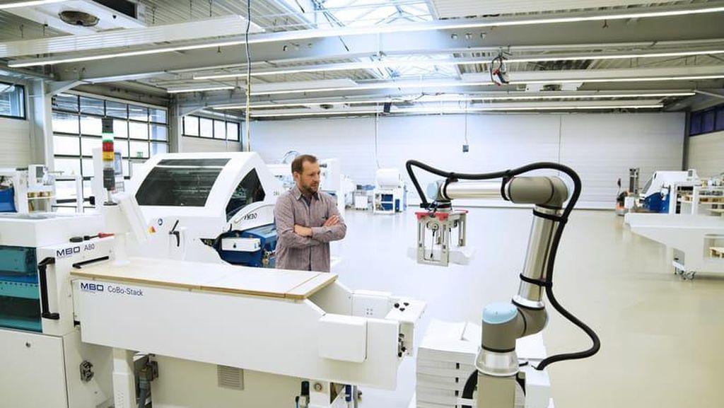 Universal Robot Rilis Cobot Tangguh UR10e, Keunggulannya?