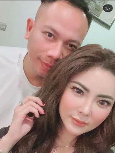 Vicky Prasetyo dan Ayu Aulia