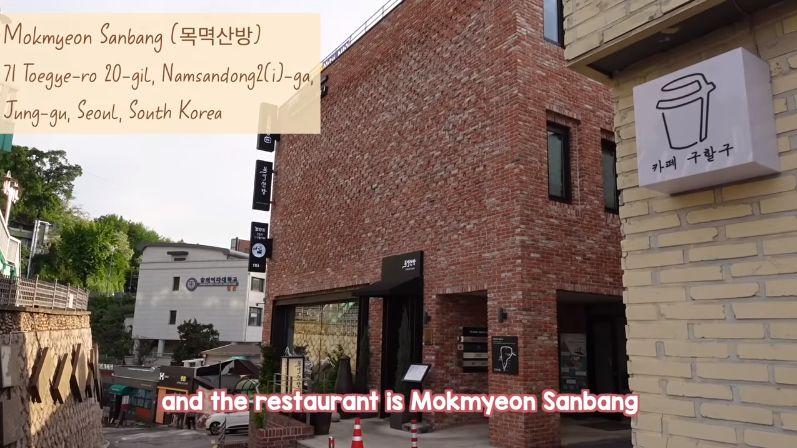 YouTuber Makan di Restoran Michelin yang Dikunjungi NCT