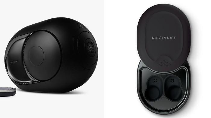 Devialet Speaker Phantom I dan TWS Gemini