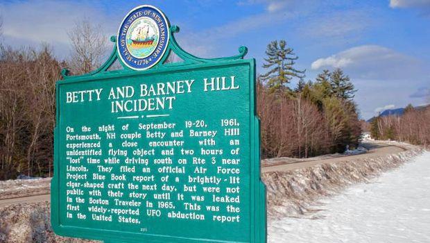 Kasus Penculikan oleh Alien. Kasus Barney and Betty 1961 dan Kasus Pascaguola 1973.