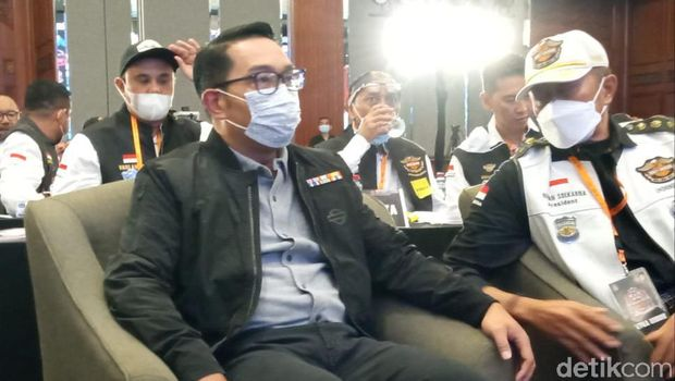 Teddy Minahasa Jadi Ketum Harley-Davidson Club Indonesia