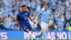 Jadwal Liga Inggris Pekan Ini: Big Match Chelsea Vs Man City