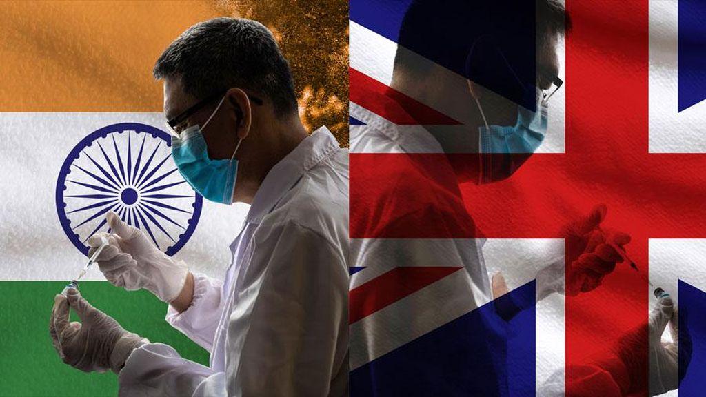 Fakta-fakta Corona Varian Terbaru di Vietnam, Blasteran India-Inggris
