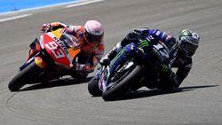 MotoGP Belanda: Capek Gagal Terus, Maverick Vinales Mau Nyontek Quartararo Saja