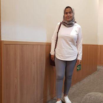 Wanita ini berhasil menurunkan berat badannya sekitar 30 kg melalui diet gen.