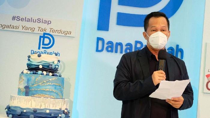 DanaRupiah telah satu tahun memperoleh izin dari Otoritas Jasa Keuangan (OJK). Perusahaan fintech tersebut telah menyalurkan pinjaman total sebesar Rp 7,5 triliun.