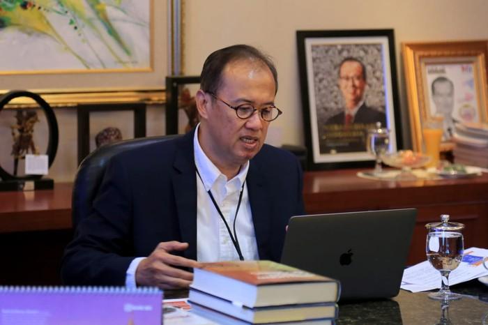 Direktur Digital dan Teknologi Informasi BRI, Indra Utoyo