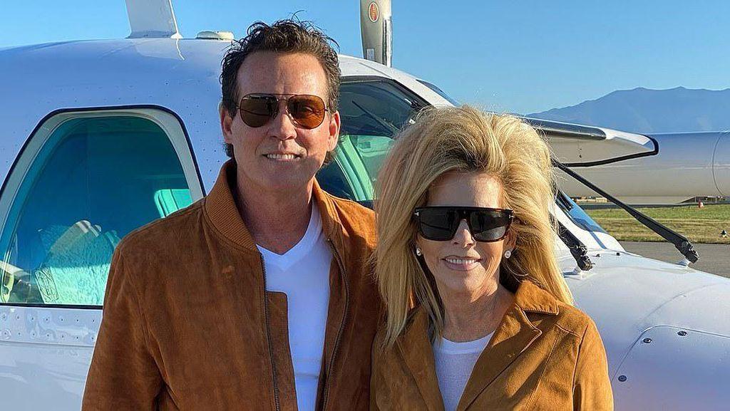 5 Fakta Istri Joe Lara Tarzan, Ahli Diet Tewas karena Kecelakaan Pesawat