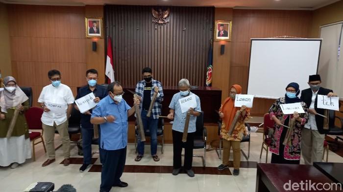 Jogja Kompak minta Jokowi turun tangan batalkan pemberhentian 75 pegawai KPK tak lolos TWK