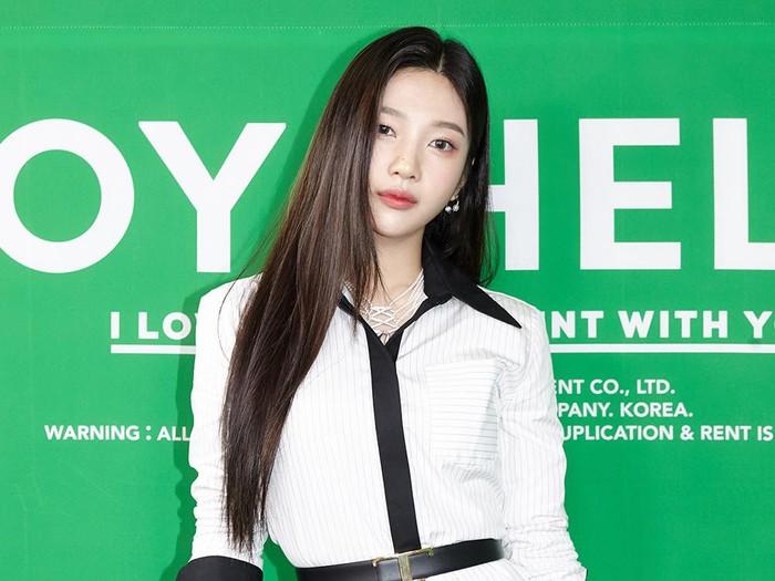 Jumpa pers Joy Red Velvet