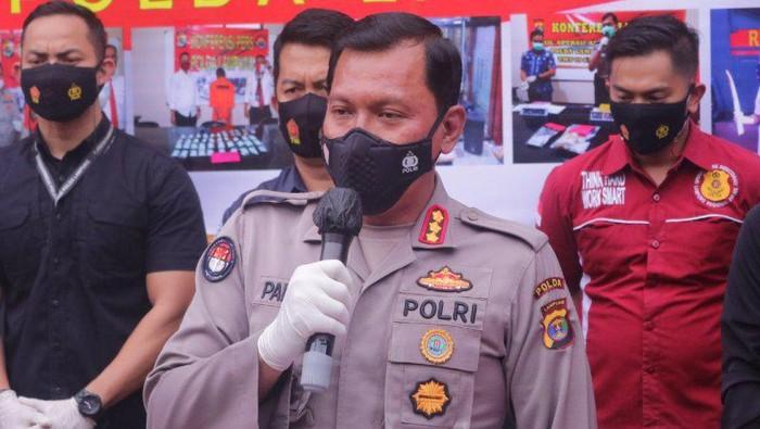 Kabid Humas Polda Lampung Kombes Zahwani Pandra Arsyad (ANTARA/HO)