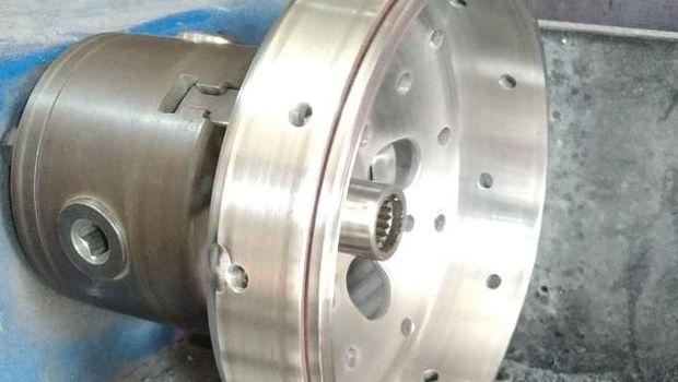Kampas Ganda dan Modifikasi Mangkok Motor Matic