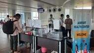 Heboh Tes COVID Penumpang, Pemeriksa Antigen di Bandara Palembang Minta Maaf