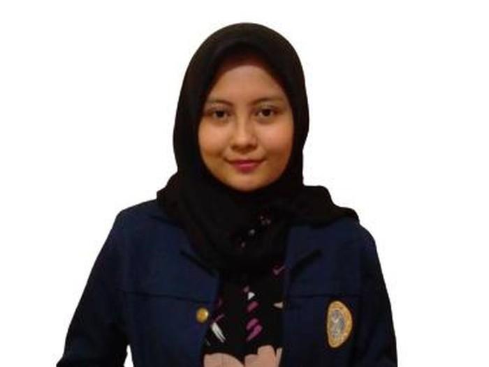 Mahasiswi Universitas Airlangga (Unair) Fakultas Kedokteran Gigi bernama Pamela Handy Cecilia
