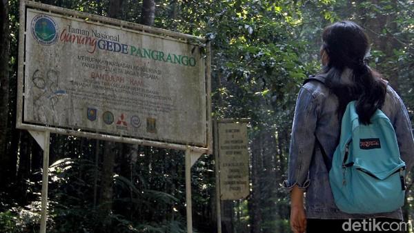 Sejarah pertama kali ditemukannya Elang Jawa oleh MEG Bartels menjadi cikal bakal resort PTN Cimungkad sebagai pusat pendidikan Elang Jawa.