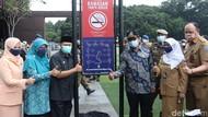 Hari Tanpa Tembakau, Walkot Bandung: Awas di Angkot Jangan Merokok!