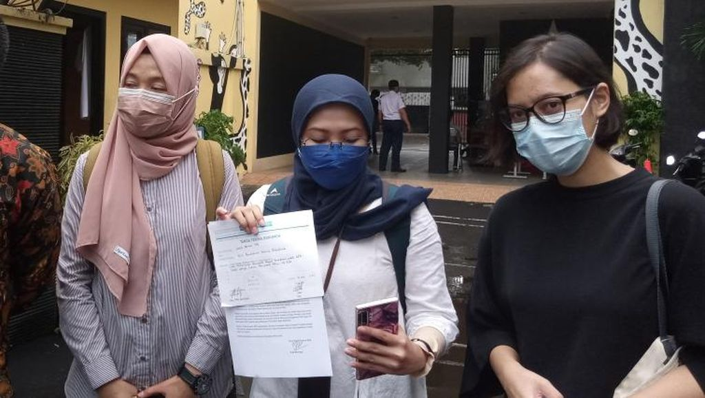 Pegawai KPK Datangi Komnas Perempuan Tanya Kelanjutan Aduan Pelecehan