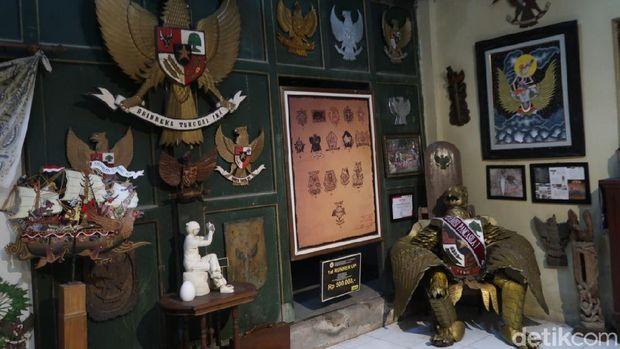 Rumah Garuda di Bantul